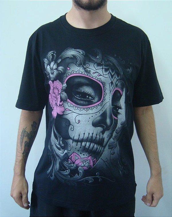 Camiseta Promocional - La Catrina