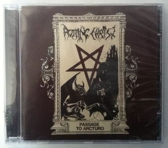 CD Rotting Christ - Passage to Arcturo