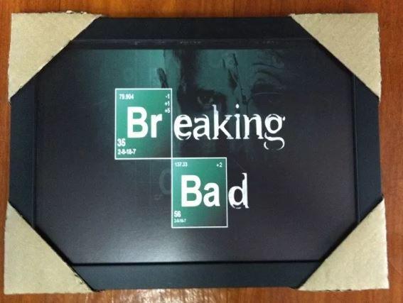 Quadro Breaking Bad
