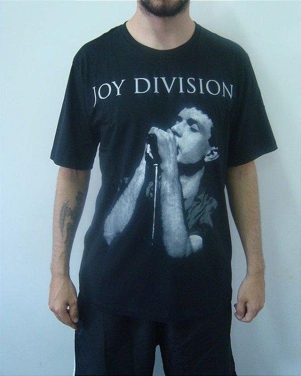Camiseta Promocional - Joy Division