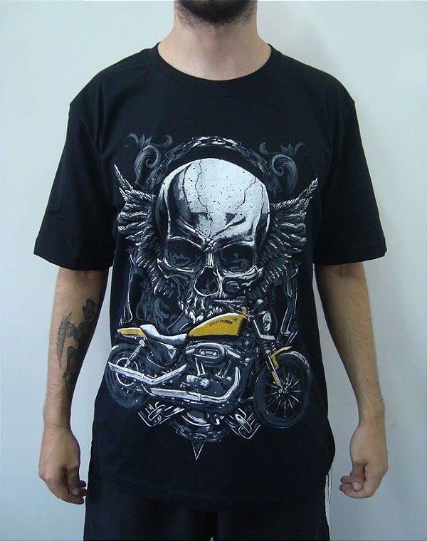 Camiseta Promocional - Harley Davidson - Iron 883
