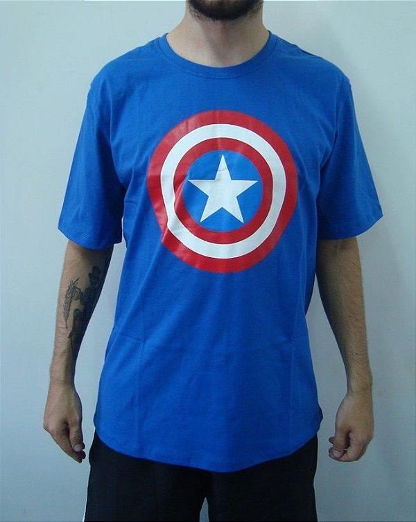 Camiseta Promocional - Capitão América