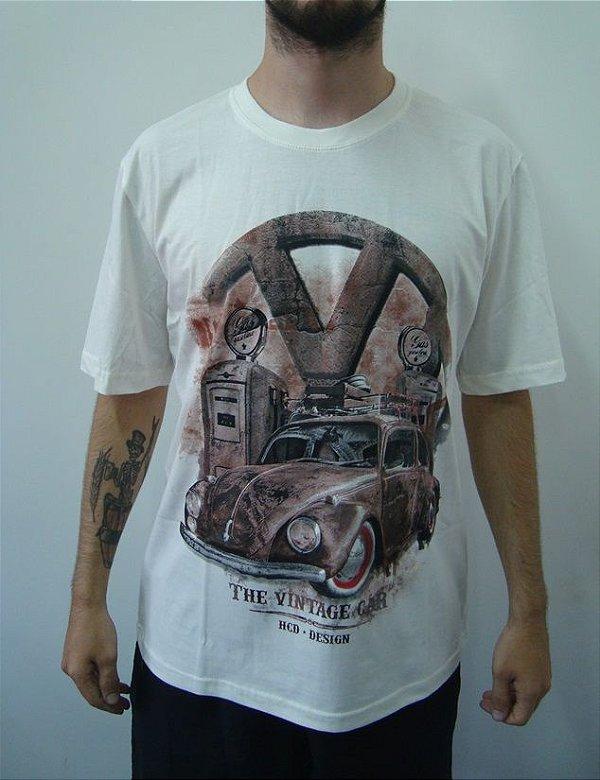 Camiseta Promocional - Fusca - The Vintage Car