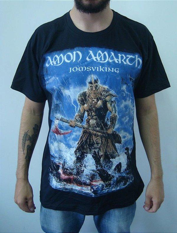Camiseta Amon Amarth - America Latina Tour