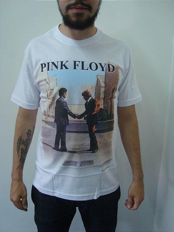 Camiseta Pink Floyd - Wish You Were Here