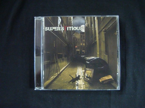 CD Superstitious (hard rock nacional)