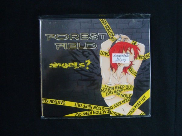 CD Forest Field - Angels ? - Importado