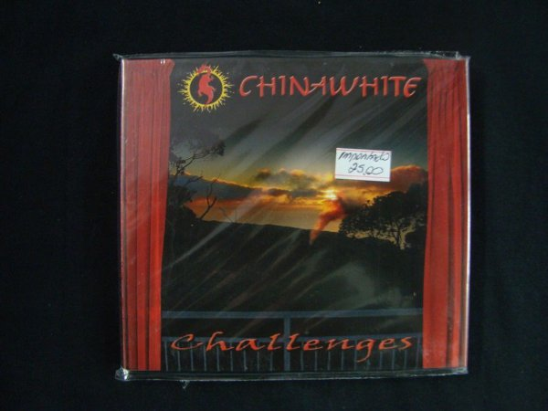 CD Chinawhite - Challenges - Importado