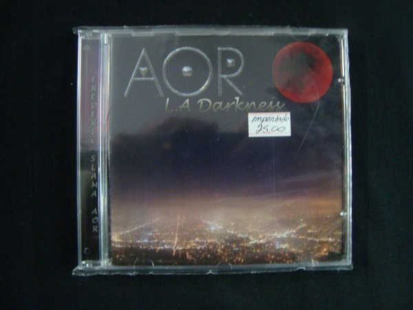 CD - Aor - L.A Darkness