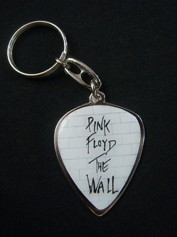 Chaveiro Palheta - Pink Floyd - The Wall