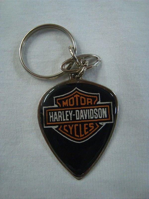 Chaveiro Palheta - Harley Davidson Motorcycles