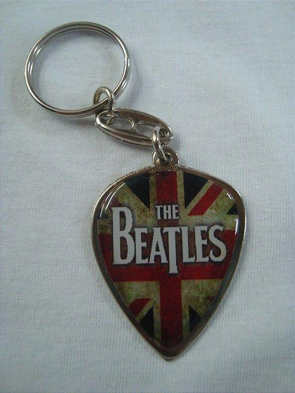 Chaveiro Palheta - The Beatles
