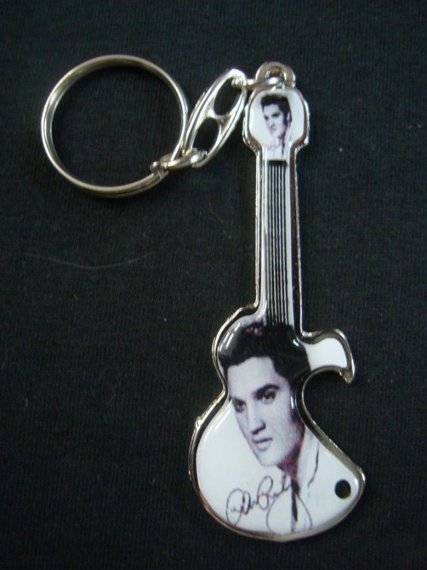 Chaveiro Abridor de Garrafa - Elvis Presley