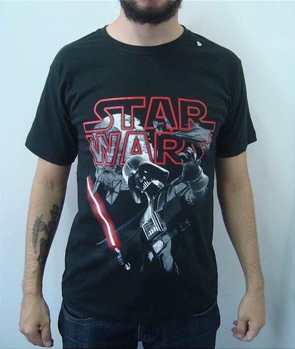 Camiseta Star Wars - Darth Vader