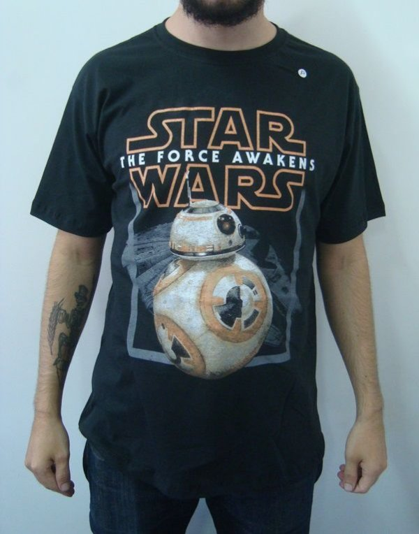 Camiseta Star Wars - The Force Awakens