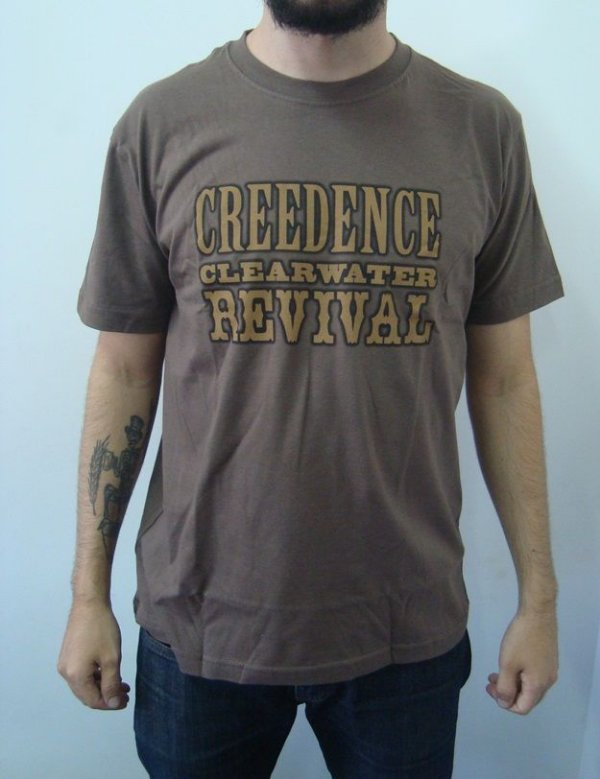 Camiseta Creedence Clearwater Revival