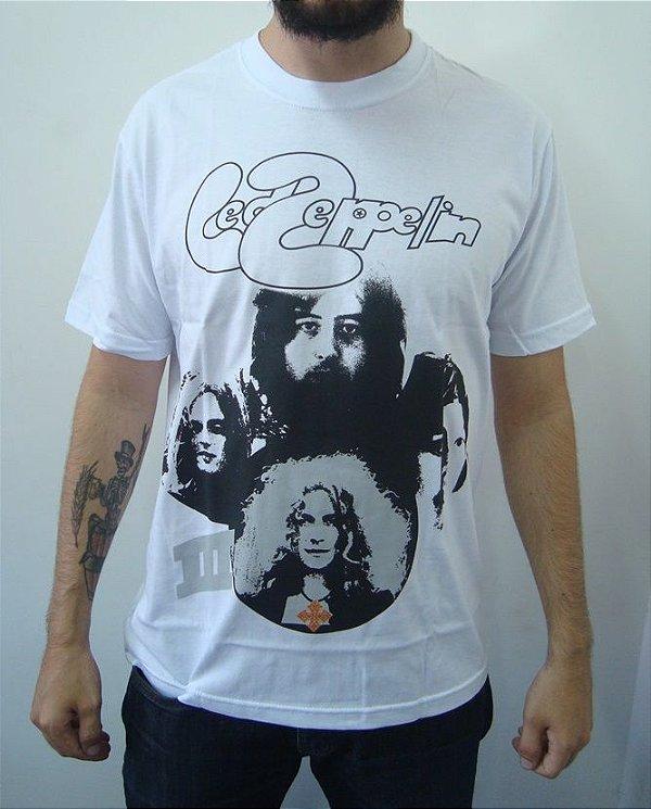 Camiseta Led Zeppelin 3
