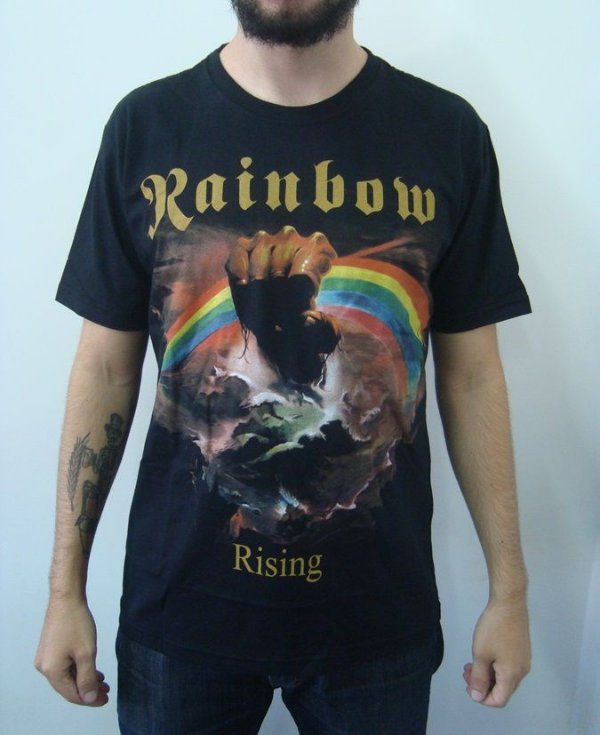 Camiseta Rainbow - Rising