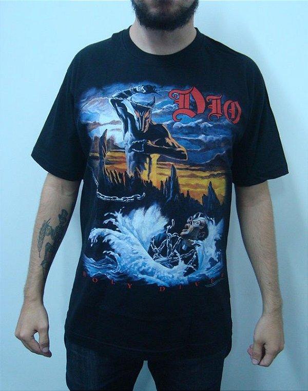 Camiseta Dio - Holy Diver