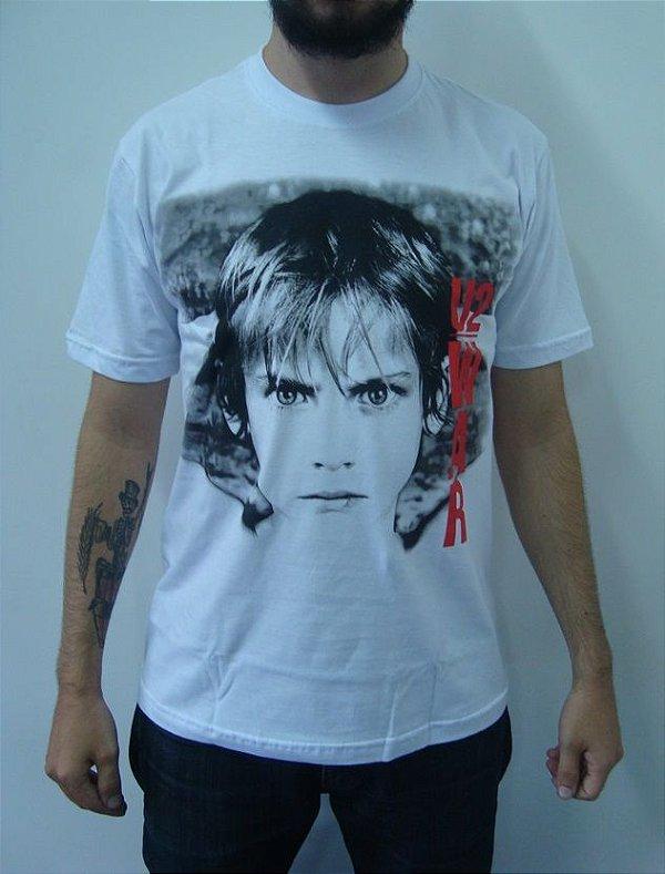 Camiseta U2 - War