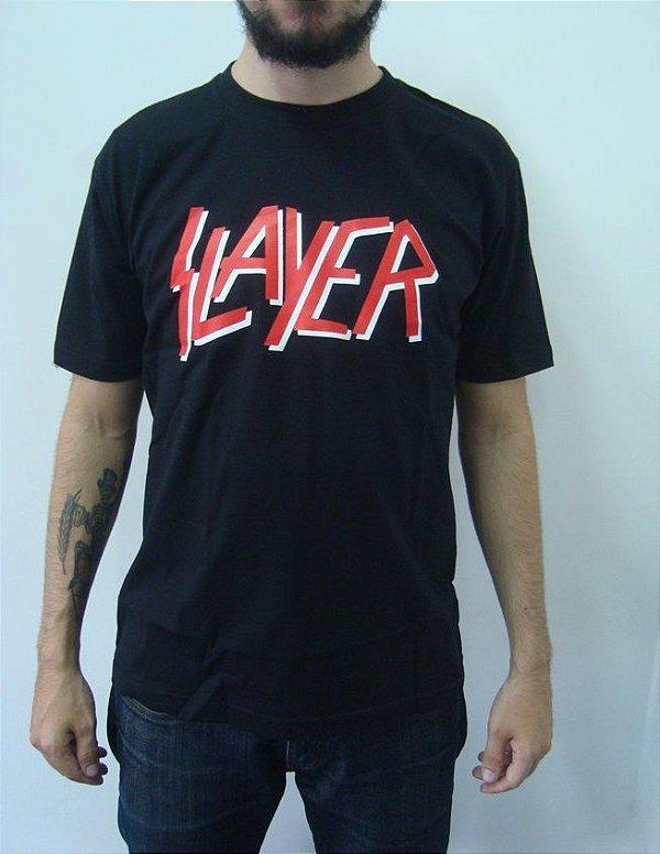 Camiseta Básica Slayer
