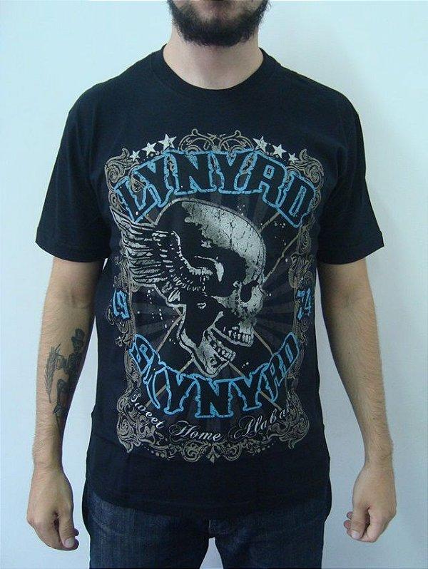 Camiseta Lynyrd Skynyrd - Sweet Home Alabama