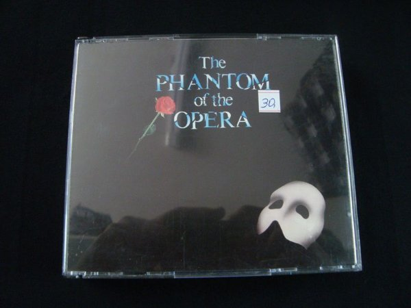 CD - The Phantom of the Opera - Original London Cast