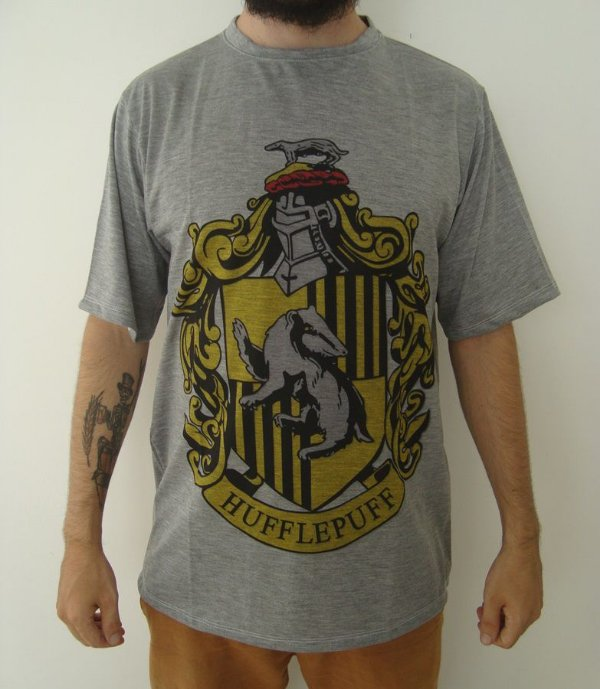 Camiseta Sublimada - Harry Potter - Lufa-Lufa