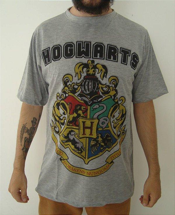 Camiseta Sublimada - Harry Potter - Hogwarts