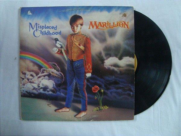 Disco de Vinil - Marillion - Misplaced Childhood