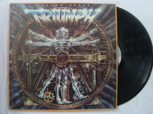 Disco de Vinil - Triumph - Thunder Seven