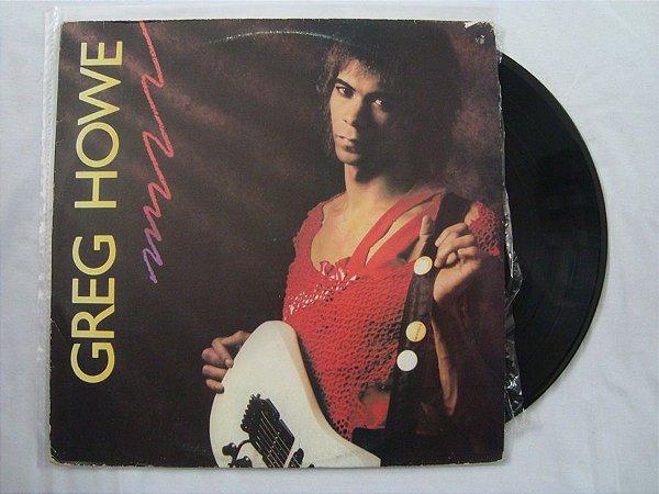 Disco de Vinil - Greg Howe - 1988