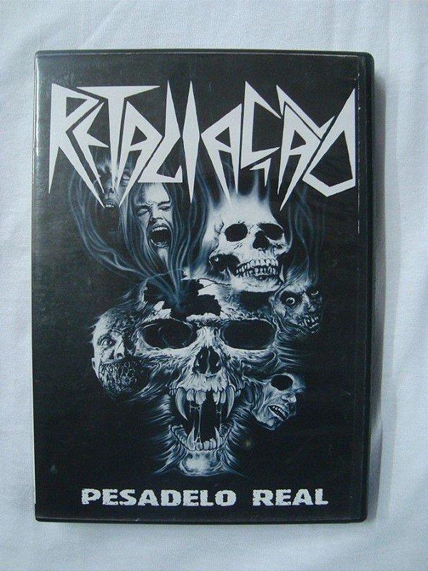 CD Retaliação - Pesadelo Real