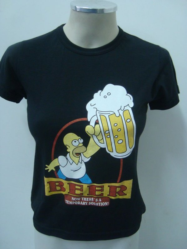 Baby look - The Simpsons - Beer