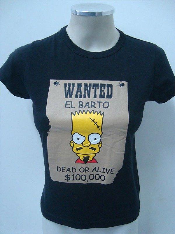 Baby look - The Simpsons - Wanted El Barto