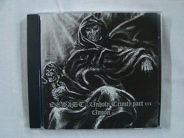 CD Besatt - Unholy Trinity Part 3 - Unson