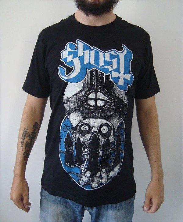Camiseta - Ghost