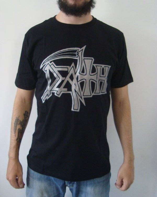 Camiseta Basic - Death