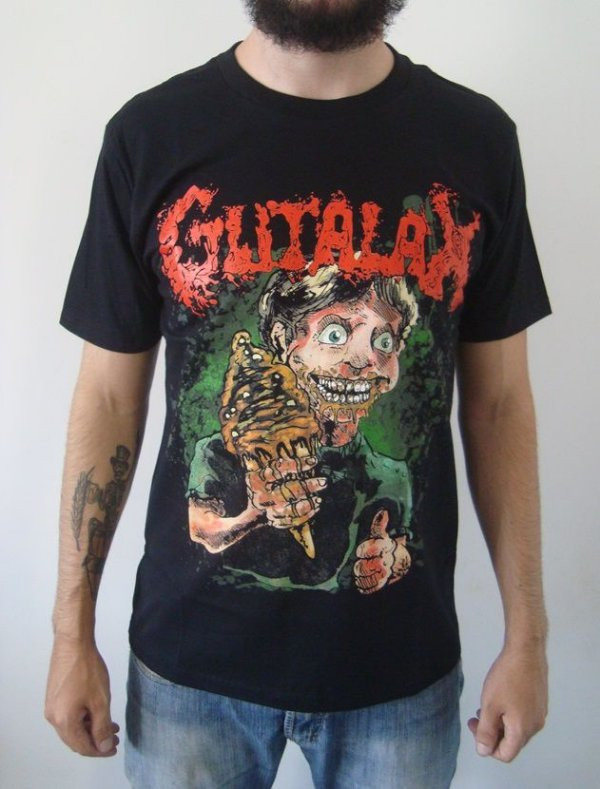 Camiseta - Gutalax