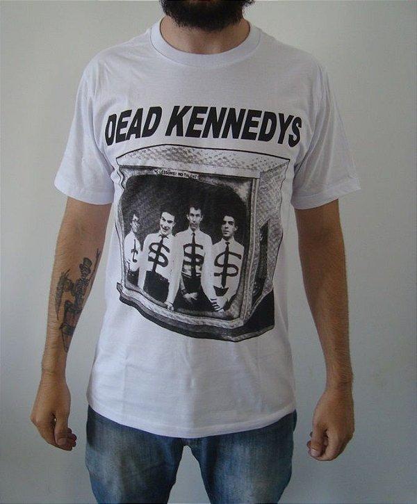Camiseta Dead Kennedys - $$$
