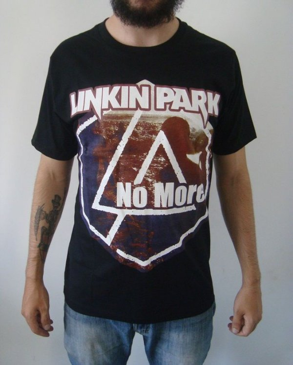 Camiseta Linkin Park - No More