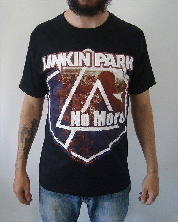 Camiseta Linkin Park - No More