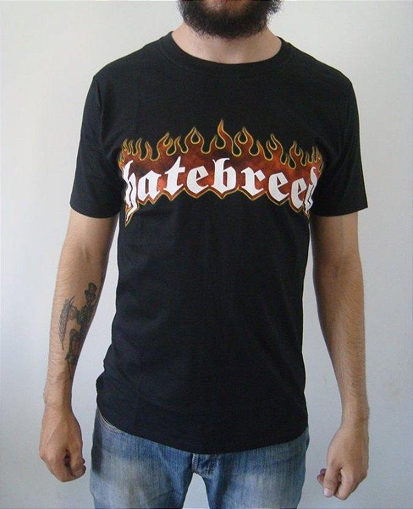 Camiseta básica - Hatebreed