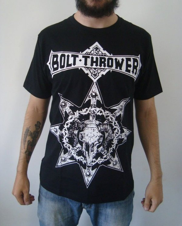 Camiseta - Bolt Thrower