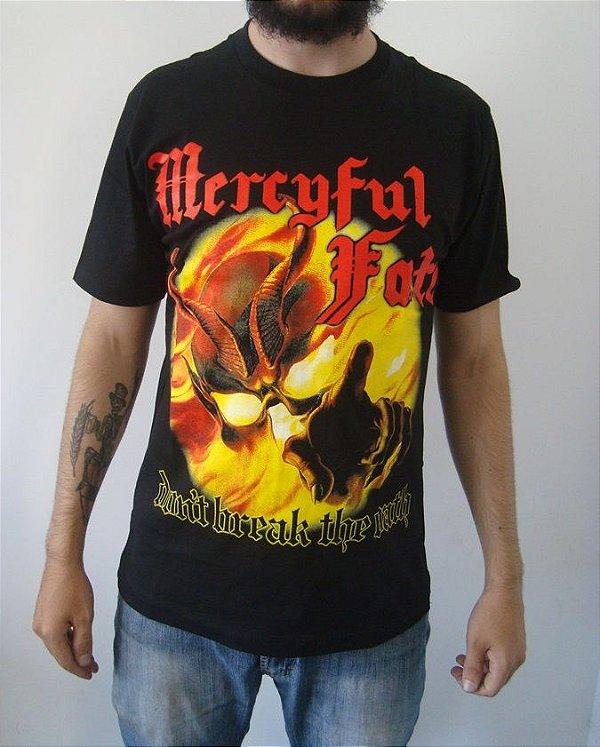 Camiseta Mercyful Fate - Don't Break the Oath