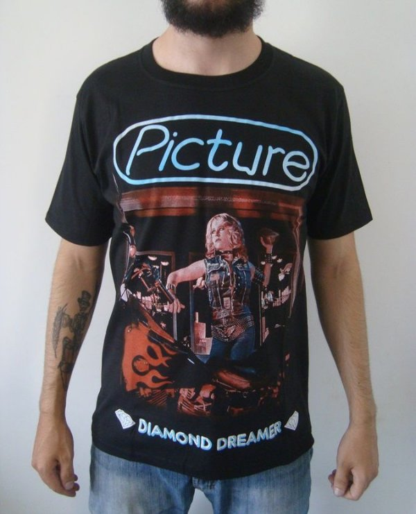 Camiseta Picture - Diamond Dreamer