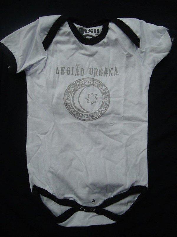 Body para bebês - Legião Urbana Branco