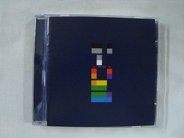 CD Coldplay - X&Y
