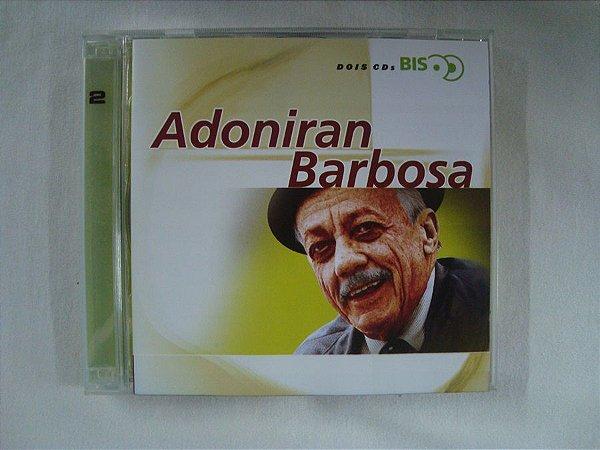 CD Adoniran Barbosa - Dois CD's Bis