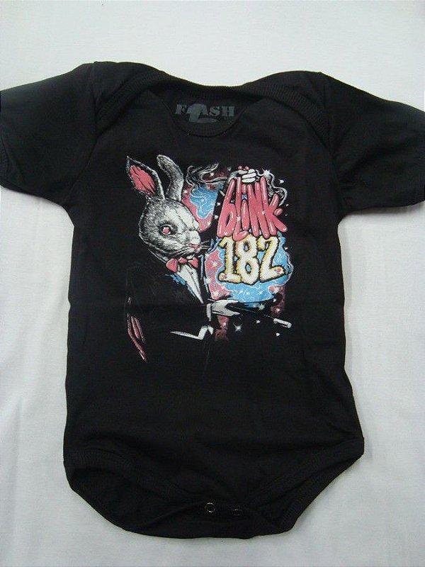 Body para bebês - Blink 182